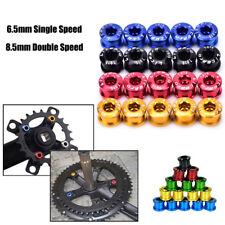 Litepro Bike Chainring Bolts Single/Double/Triple Speed Chainwheel Screws Bolt