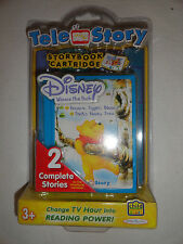 Winnie the Pooh Tele Story Storybook Cartridge Two Complete Stories New Sealed