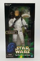 "Star Wars Power Of The Force Luke Skywalker with Dianoga Tentacle 12"" Figure NIB"