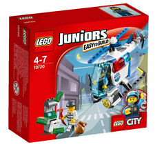 Juniors Helicopter Multi-Coloured LEGO Building Toys