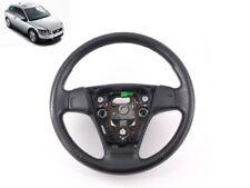 Volvo C30 Black Leather steering wheel 3 spoke 55150001 2006-2009
