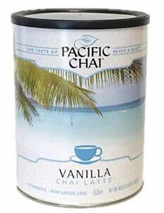 Pacific Chai Vanilla Chai Latte 3 LB