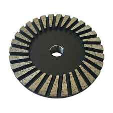 "4"" Diamond Grinding Wheel for Granite Concrete Marble #40/50 Grit"
