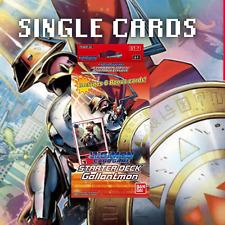 Digimon Card Game ST7 Starter Deck Gallantmon Single Cards ENGLISH