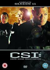 C.S.I. Las Vegas: Complete Season 11 Box Set (6 Discs)