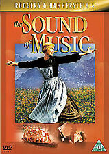 The Sound Of Music (DVD, 2004) - DISC IMMACULATE - FREE P&P