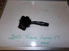 Toyota Avensis Wiper Stalk Switch