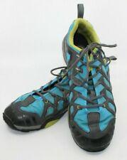 Shimano Bike Shoes MT34B Men's Blue/Black/Green SIZE 47 EU US 11.8 (SH-MT34B)