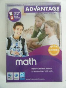 Math Advantage 2011 (Mac and Windows, 2011)