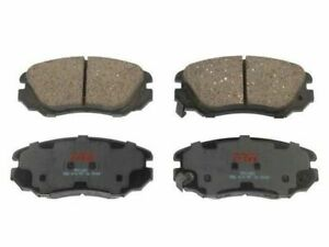 Front TRW Premium Ceramic Brake Pad Set fits GMC Terrain 2012-2014 18WJBG