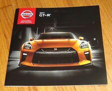 2017 Nissan GT-R Sales Brochure Premium Nismo