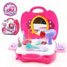Pretend Play Make up Kit for Little Girls Kids 21 Pcs Beauty Salon Toys...