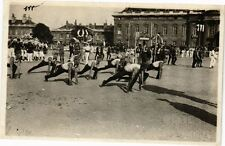 CPA carte photo FGSP Concours Internat. PARIS 1923 - Champ-de-Mars (212510)
