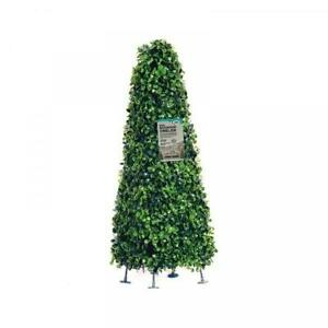 Topiary Obelisk Artificial Tree Outdoor Plant Garden Decoration - (60cm)