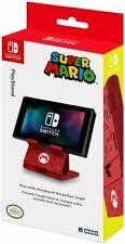 B01a9uatho-hori Nsw-084u Playstand Versione Mario - Nintendo Switch Ufficiale