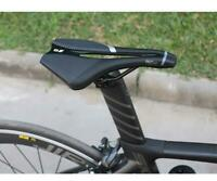 TOSEEK MTB Road Racing Bike Saddle TT Triathlon Bike Cushion Seat Ultralight NEW