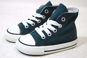 Converse All Star Chuck HI 717751F Forest Baby Toddler Shoes