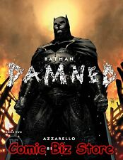 BATMAN DAMNED #2 (OF 3) (2018) 1ST PRINT JIM LEE VARIANT DC BLACK LABEL ($6.99)