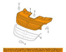 Chevrolet GM OEM 05-10 Cobalt-Grille Grill 15274493