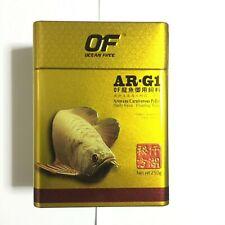OF AR-G1 Pro Fish Food Dragon Arowana Carnivorous Pellet Accelerate Growth