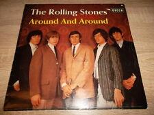 The Rolling Stones-Around and Around/DECCA SLK 16315 Vinyl LP 1970 RE Germany