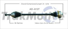 For Audi A3 VW CC Eos GTI Jetta Front Pass Right CV Axle Shaft SurTrack AD-8127