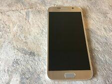 Samsung Galaxy s6 sm-g920f - 32gb-Gold Platin (Entsperrt) Smartphone