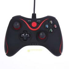 USB Wired Game Controller Gamepad Joypad Joystick For Microsoft Xbox One Red New