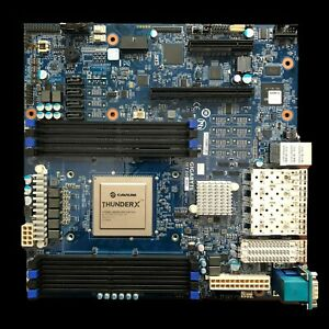 ThunderX ThunderX2 Arm64 AArch64 Systems and Motherboards  *** SEE VIDEOS ***