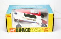Corgi 806 Lunar Bug In Its Original Box - Near Mint Vintage Original