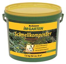 Schnellkomposter mit Guano Kompostbeschleuniger 7,5 kg Eimer