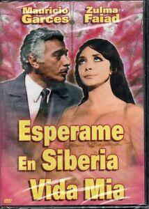 Esperame En Siberia Vida Mia - DVD - Full Screen Brand New Fast Shipping