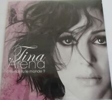 "TINA ARENA - CD SINGLE ""ENTENDS-TU LE MONDE ?"" - NEUF SOUS BLISTER - NEW"