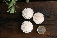 3 x Flower Diffuser Replace Handmade Sola Wood Aromatherapy Oil Craft Wedding