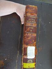 Georges Clemenceau - Au Soir De La Pensee II, French Text, 1927