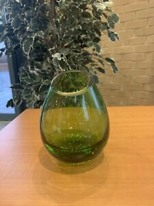 LSA Small Vase - Olive Green.