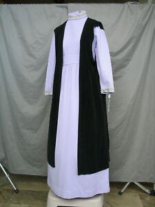 Renaissance Dress Medieval Costume Queen Princess Noble