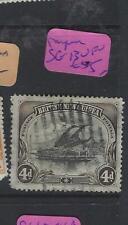 PAPUA  (P2003B)  BOAT 4D  BRITISH NEW GUINEA  SG 13   VFU