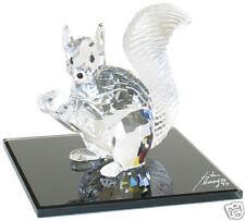 swarovski 10th Anniversary Squirrel  Jub.  Eekhoorn MIB