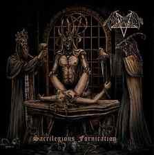 Horrid-sacrilegious fornication (ITA), CD (Entombed, nichilista, Autopsy, Nile)