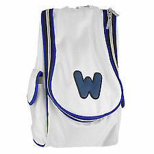 Nintendo Wii White Carry Bag Case Rucksack Pack for Wii Console School Bag