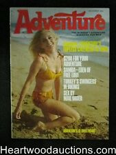Adventure Dec 1968 Messalina,Basil Gogos - High Grade