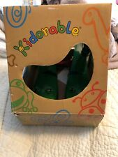 Kidorable Frog Rainboots. Size 10