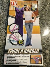 Twirl A Hanger It Bends 6 Pieces As Seen On Tv