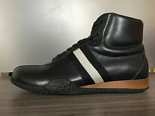 New AUTHENTIC BALLY FRENDY HIGH TOP SNEAKERS SHOES MEN'S size 6 $595