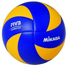 FIVB Official Game Ball Volleyball International Certified Size 5 MVA200 Mikasa