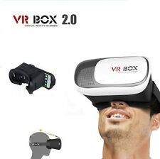 VR Box Virtual Reality Brille für Smartphones Android iOS - Filme Spiele Virtuel