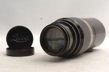 @ Ship in 24 Hrs! @ Rare! @ Ernst Leitz Wetzlar Elmar 13.5cm f4.5 Leica M39 Lens