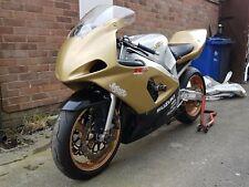 Suzuki GSXR600 K1 Cheap track bike!! Low miles!!