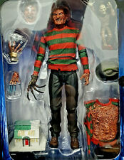 Freddy Kruger A Nightmare on Elm Street 3 Dream Warrior Neca 17cm -Action Figure
